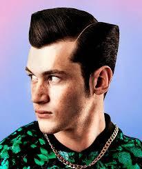 funky undercut hairstyle men sooper mag