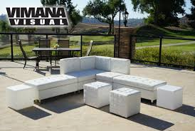 Outdoor Wedding Furniture Rental by White Wedding Reception Lounge Furniture Rentals San Diego And