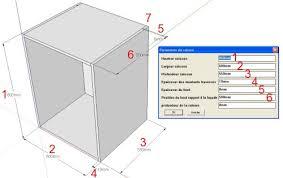 dimension caisson cuisine caisson meuble cuisine avec les meilleures collections d images