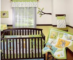 Diy Crib Bedding Set Baby Looney Tunes Crib Bedding Set In A Nature Nursery Theme