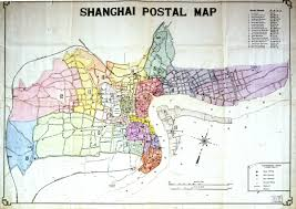 Map Of Shanghai Library Of Congress Map Division Virtual Shanghai