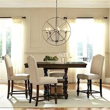 High End Dining Room Chairs Dining Table Standard Height Dining Table Chairs Great Furniture
