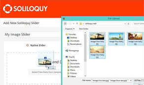 membuat widget twitter di website soliloquy blog all about wordpress slider