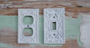 custom light switch covers decorative white outlet covers custom light switch cover fleur de