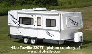 Teardrop Camper With Bathroom Travel Trailers