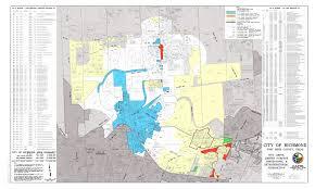Houston City Limits Map Historic Richmond Texas
