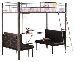 twin metal loft bed with desk and shelving loft bed metal loft bed metal elegant metal loft bed with desk shop
