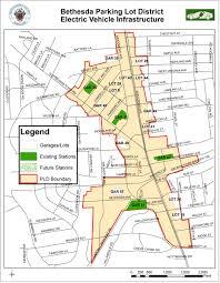 Montgomery Mall Map Electric Vehicle Program