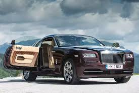 rolls royce sports car what else did you expect from rolls royce