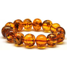 amber bracelet images Baltic amber bracelet baroque beads from baltics jpg