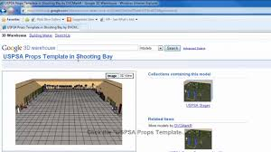 how to use google sketchup to design uspsa stages ep 1 youtube