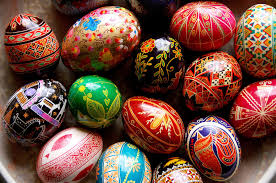 easter eggs easter eggs become to celebrate s rebirth the salt npr