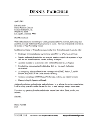cover letter examples finance financial analyst cover letter