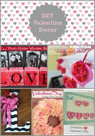 Valentines Day Decor 16 Diy Valentine U0027s Day Decorations Practical Savings