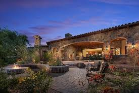 Southwestern Homes Southwestern Ranch Traditional Exterior Phoenix By Calvis