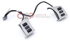 nissan accessories installation guides nissan infiniti nissan oem 350z cruise control u0026 audio button