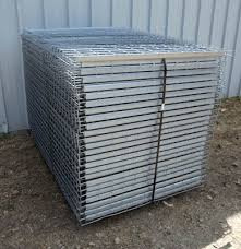 new wire decking for pallet racking