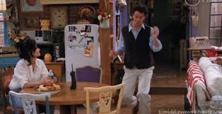 kitchen gif 21 of the best dancing gifs from friends ccuk