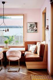 making the most of small spaces designers are obsessed with breakfast nooks and here u0027s why