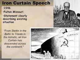 What Is The Iron Curtain Speech The World After World War Ii Ppt Video Online Download