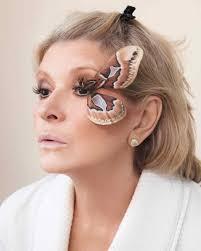halloween makeup martha stewart