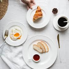vaisselle petit dejeuner achetez en gros restaurant vaisselle de porcelaine en ligne à des