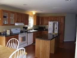 moving cooktop from kitchen island