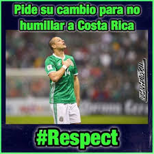 Costa Rica Meme - los memes del m礬xico vs costa rica futbol total