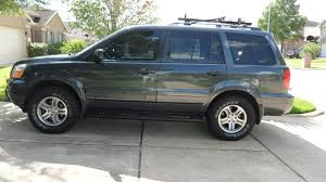 2007 honda pilot tire size alignment woes 2004 pilot shouldn t be this way honda pilot