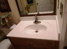 bathroom counter top ideas beautiful bathroom countertop ideas home design by