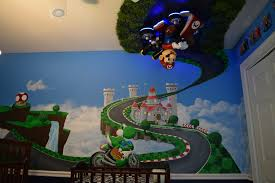 chambre mario finalizes mario kart 8 themed nursery after 1 5 years page 3