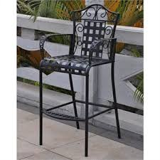 Outdoor Bar Table And Stools Outdoor Bar Stools Patio Barstools Home Square Com