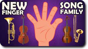 finger family new song orchestral nursery rhyme for children