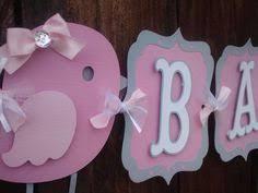 baby shower banner ideas decoraciones infantiles ideas para un baby shower de niña