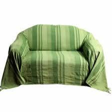 jetée de canapé pas cher jete de lit vert achat vente pas cher