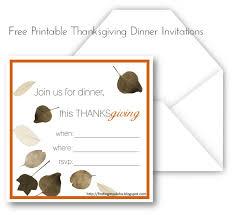 free printable thanksgiving dinner invitation templates jpg