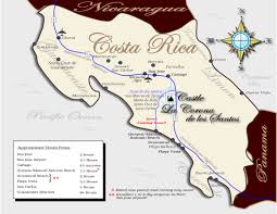 Map Of San Jose Costa Rica by Castle La Corona De Los Santos Hotel Zona De Los Santos Bed And
