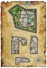 university fantasy cartography by jared blando pretty good map