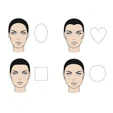 hair cuts based on face shape women the best hair cut hairstyle and hair length for your face shape