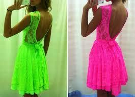dress neon neon dress neon pink neon color pink neon dress