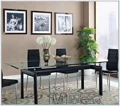 Apartment Size Glass Kitchen Table Torahenfamiliacom Ways To - Apartment size kitchen tables