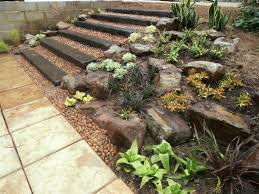 Backyard Rock Garden by How To Build A Rock Garden Gardening Ideas