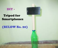 how to make a tripod at home diy tripod for smartphones below