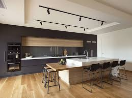 15 extremely sleek and contemporary contemporary kitchen island ideas including large kitchen cabinets