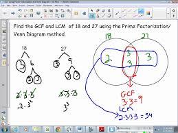 Least Common Multiples Worksheet Math Math Plane Greatest Common Factor Gcf Least Multiple