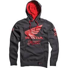 fox motocross gear canada fox honda premium pullover hoody fox racing canada