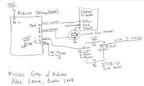 keyless entry system using the arduino