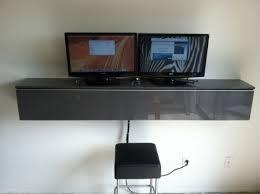 best 25 wall mounted computer desk ideas on pinterest folding