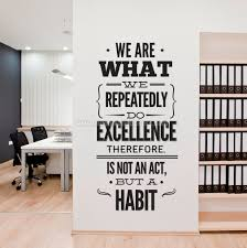 office wall decor stickers home interior exterior office wall decor stickers photo
