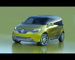 renault concept frendzy electric concept 2011